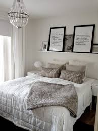 I Like This Feels Cozy Also The Idea Of Big Curtains Hanging On Picture Ledge BedroomPicture HeadboardBedroom FramesBedroom IdeasNo