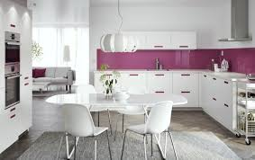 Full Size Of Kitchen Ideaswhite Pink Color L Shaped Design Open Space