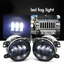 12v 4 Inch 30W Led Fog Lamp Assembly Off Road Car Light For Jeep ... 3 Inch Round 12w Led Fog Light Tractor 6000k Spot Xuanba 6 70w Cree Led Work For Atv Truck Boat Amazoncom Chevy Silverado 99 02 Tahoe Suburban 00 05 0405 Ford Ranger Pickup Set Of Lights Everydayautopartscom Driver And Passenger Lamps Replacement For 18w Car Styling Driving Fog Light Lamp Offroad Car Pickup Morimoto Xb Ram Vertical Winnipeg Hid Front Bumper Spot Lamp Nissan Navara D40 01 03 04 06 Toyota Tundra Universal 70mm Fogs Complete Housings From The