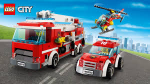 Fire Station - Wallpapers - LEGO® City - LEGO.com US