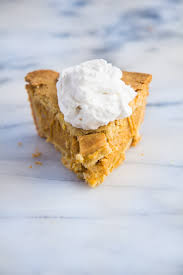 Healthy Pumpkin Desserts by Healthier Pumpkin Pie With Double Crust Aka Double The Fun