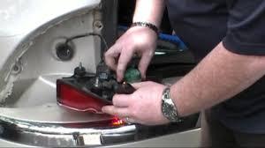 2000 lincoln ls rear brake light