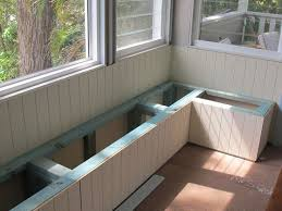 Dining Room Built In Bench Seating