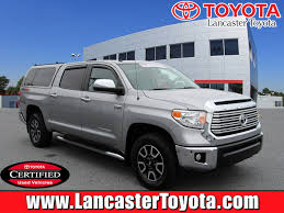 Certified Pre-Owned 2016 Toyota Tundra LTD Crew Cab Pickup In East ... 2018 Used Toyota Tundra Platinum At Watts Automotive Serving Salt 2016 Sr5 Crewmax 57l V8 4wd 6speed Automatic Custom Trucks Near Raleigh And Durham Nc New Double Cab In Orlando 8820002 For Sale Wilmington De 19899 Autotrader Preowned 2015 Truck 1794 Crew Longview 2010 Limited Edition4x4 V8heated Leather Ffv 6spd At Edition