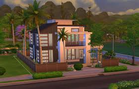 Sims 3 Floor Plans Download by Modern House Sims U2013 Modern House