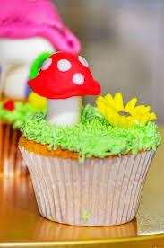 Mushroom Cupcake Contact Us For