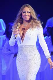 Rockefeller Christmas Tree Lighting Mariah Carey by Mariah Carey U0027s Most Glamorous Style Moments Essence Com