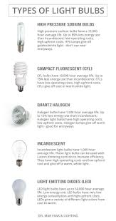 great different kinds of light bulbs about img on home design