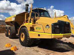 Caterpillar 740B Articulated Dump Truck Hire, Perth WA 2017 Caterpillar 725c2 Articulated Truck For Sale 1905 Hours 525 Announces Three New Articulated Trucks Mingcom Trucks May Heavy Equipment Cat Unveils Resigned 730 Ej And 735 Dump Used Lvo A 40 A40v1538 For 27 000 Volvo A30d Cstruction Ce Fning A25g C2 Series Feature More Power John Deere Eseries Dump A Load Of New