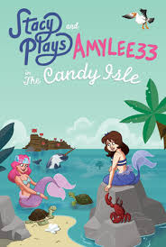 The Candy Isle Poster StacyPlays Shop