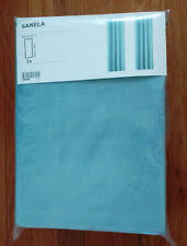 sanela curtains turquoise ikea traditional curtains drapes valances ebay