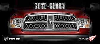 100 Ram Truck Dealer Great Lakes S Celebrate With Limited Edition Red Wings