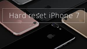 Hard reset iPhone 7 6s 6 5s 5c 5 iPad or iPod reset to factory
