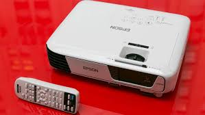 bright epson home cinema 640 budget projector is a big time value