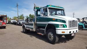 100 Used Tow Trucks FOR SALE 1997 Freightliner 44 Century 716 Wrecker Tow