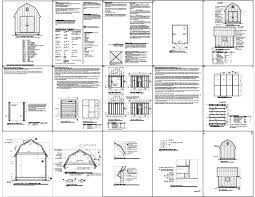 12x12 Shed Plans Pdf by Plans For 12 12 Gambrel Shed The Perfect Picnic Table Plan To