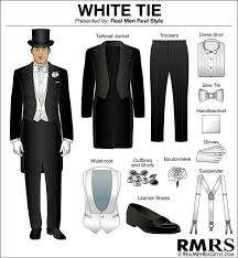White Tie Recommendations Black Or Midnight Blue Dress