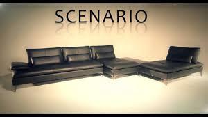 roche bobois canape scenario roche bobois canapé d angle composable scenario