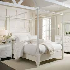 White Bedroom Dark Furniture