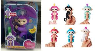 Fingerlings Interactive Monkeys Only 1999 All Colors In Stock