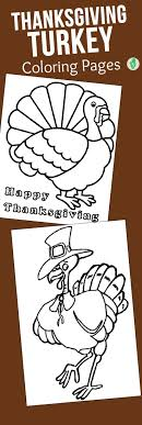 10 Best Thanksgiving Turkey Coloring Pages Your Toddler Will Love To Color