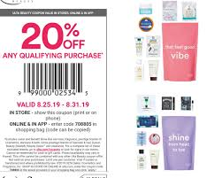 Ulta - 20% One Item With Code 708805 - Plus Choose From Two ... Ulta Free Shipping On Any Order Today Only 11 15 Tips And Tricks For Saving Money At Business Best 24 Coupons Mall Discounts Your Favorite Retailers Ulta Beauty Coupon Promo Codes November 2019 20 Off Off Your First Amazon Prime Now If You Use A Discover Card Enter The Code Discover20 West Elm Entire Purchase Slickdealsnet 10 Of 40 Haircare Code 747595 Get Coupon Promo Codes Deals Finders This Weekend Instore Printable In Store Retail Grocery 2018 Black Friday Ad Sales Purina Indoor Cat Food Vomiting Usa Swimming Store