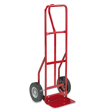 Two-Wheel Steel Hand Truck, 500lb Capacity, 18w X 47h, Red | Hand ... Hand Truck Metal Two Solid Wheels Trucks Dolly Movers Safco Tuff Convertible 4070 Orangea Step Ladder Folding Cart 175lbs With Econo Air Tires Cadian Business Distributors Inc Office Supplies Mailing Mrhandtruck Happybuy Alinum 400kg Capacity Trolley Milwaukee 1000 Lb 4in1 Truck60137 The Home Depot Cboard Boxes On White Stock Illustration 172892669 2 Wheeled Best 2017 Potted Plant Green Head