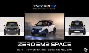 100 Em2 Design Tazzari EV On Twitter 2017 ZERO EM2 SPACE The Allnew
