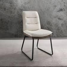 places of style esszimmerstuhl ontario 2er set in modernem design zwei bezugsqualitäten sitz und rücken gepolstert kaufen otto