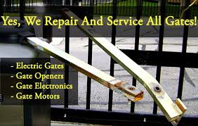 Best Gate Repair Van Nuys Ca we warranty all our labor & parts