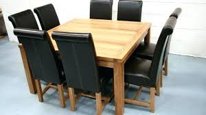 Square Table For 8 Eight Person Dining Amazing Inspiring Tables Antique Design On Within 2 Room