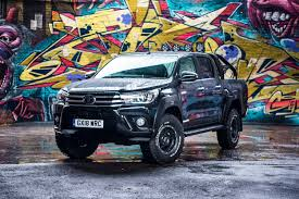 100 Toyota Truck Top Gear 2018 HiLux Invincible 50 Speed