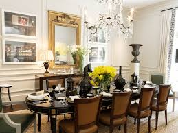 Beautiful Centerpieces For Dining Room Table by Luxury Large Contemporary Centerpieces Dining Room That Has Cream