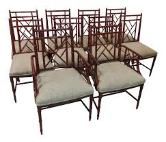 Century-faux-bamboo-chairs-set-of-10-6362 Vintage Faux Bamboo Armchair Jayson Home Armchairs 106 For Sale At 1stdibs Regencyigalpnfauxsimulbamboodecoratedarmchair Perla Global Bazaar Cream Leather Metal Kathy Italian 1970s For Sale Pamono Cushion C Green Bamboo Armchair Becara Tienda Online The Well Appointed House Luxuries The Campaign Directors Chair Traditional Transitional Single 19th Century Chinese Horseshoeback With Viyet Designer Fniture Seating Gustav Carroll Phyllis Morris Cast Alinum Bamboo