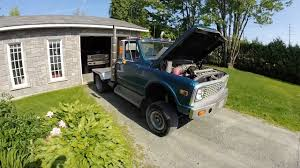 100 1971 Chevrolet Truck Chevy With A Detroit Diesel V6 Engine Swap Depot