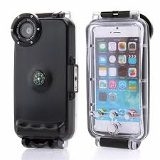 For iPhone case 40M Diving Underwater graphy Waterproof Case