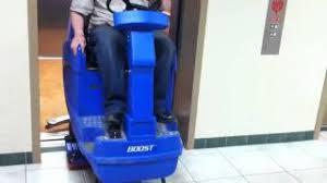 tornado rider floor scrubber training video