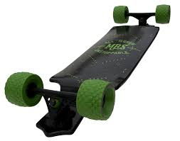 MBS All Terrain Longboard - MBS Mountainboards Europe