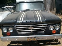 100 Craigslist Fresno Cars And Trucks For Sale Sporty Hauler 1964 Dodge D100 CSS
