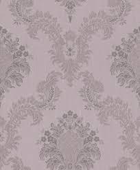 casa padrino barock textiltapete flieder grau 10 05 x 0 53 m hochwertige wohnzimmer tapete im barockstil