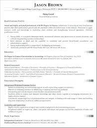Entry Level Business Analyst Resume Examples Business Analyst Resume