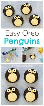 Quick And Easy Oreo Penguins Recipe