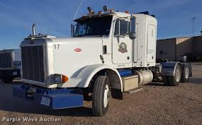 2002 Peterbilt 378 Semi Truck | Item BJ9838 | SOLD! February...