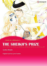 The Sheikhs Prize Harlequin Comics A Bride For Billionaire By Lynne