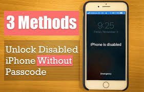 3 Methods to Reset iPhone Passcode