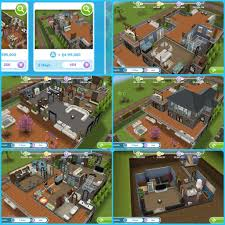 Sims Freeplay Halloween 2016 by New Architect U0027s Homes In The Sims Freeplay The Sims Free Play