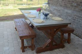 Free Plans For Making A Rustic Farmhouse Table