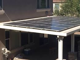 Patio Covers Las Vegas Nv by Solar Patio Covers Home Design Ideas And Pictures