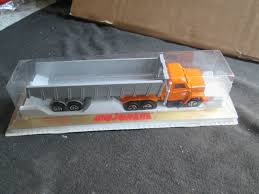100 Dc Toy Trucks Bernard Sands Semi Truck 55 Gravel Model HobbyDB