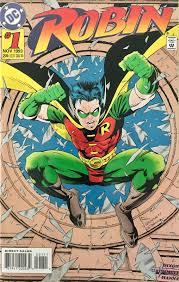 Robin 1 November 1993 Outcast Writer